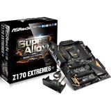 ASRock Z170 Extreme6+ Intel Z170 So.1151 Dual Channel DDR4 ATX Retail