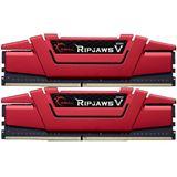 8GB G.Skill RipJaws V rot DDR4-3000 DIMM CL15 Dual Kit