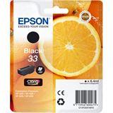 Epson Premium Ink 33 6,4ml schwarz