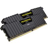 16GB Corsair Vengeance LPX schwarz DDR4-3000 DIMM CL15 Dual Kit