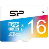 16 GB Silicon Power Elite SD Class 10 U1 Retail inkl. Adapter auf SD