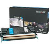 Lexmark C5222CS cyan C522 524 530 532 534