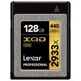 128 GB Lexar Professional 2933x XQD 2.0 Retail