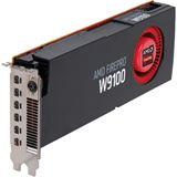 16GB AMD FirePro W9100 Aktiv PCIe 3.0 x16 (Retail)