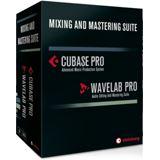 Steinberg Cubase Pro & Wavelab Pro Mixing+Mastering Suite