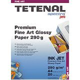 Epson Fine Art Velvet Kunstdruckpapier (20 Blatt)