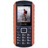 Beafon AL550 ActiveLine Handy, Outdoor, schwarz-orange