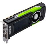 24GB PNY Quadro P6000 Aktiv PCIe 3.0 x16 (Retail)