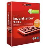 Lexware Buchhalter 2017 32 Bit Deutsch Buchhaltungssoftware Lizenz 1-Jahr PC (CD)