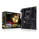 Gigabyte GA-Z270-HD3P Intel Z270 So.1151 Dual Channel DDR ATX Retail