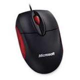 Microsoft M20 Optische Maus Schwarz USB