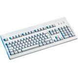 CHERRY G80-3000LPCDE-0 PS/2 & USB Deutsch weiß (kabelgebunden)