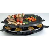 Steba Gourmet-Raclette RC 12 sw