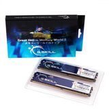 2x1024MB G.Skill F2 Serie DDR2-1066MHz CL5 Kit