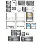 Scythe Floppy & Card Reader Combo Laufwerk Schwarz