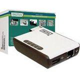 Digitus Printserver DN-13008 10/100Mbit/s USB 2.0