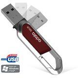16GB ADATA Sport S805 Rot USB 2.0 Stick RETAIL