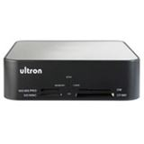 """1500GB Ultron HDD Cardreader 7200U/m 16MB 3.5"""" (8.89cm) Schwarz USB2.0/SATA"""