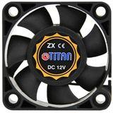 Titan TFD-4010M12Z 40x40x10mm 5000 U/min 21 dB(A) schwarz