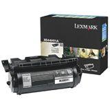Lexmark Toner X642H31E Schwarz