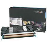 Lexmark Toner E46U31E Schwarz