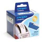 Dymo 99018 weiß Ordneretiketten 19x3.8 cm (1 Rolle (110 Etiketten))