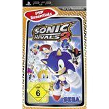 Sonic Rivals 2 - Essentials (PSP)