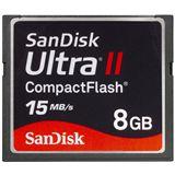 8 GB SanDisk Ultra Compact Flash TypII 200x Retail