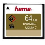 64 GB Hama Standard Compact Flash TypI 600x Bulk
