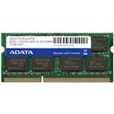 4GB ADATA Value DDR3-1333 SO-DIMM CL9 Single