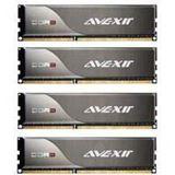 8GB Avexir Standard Series DDR3-1600 DIMM CL9 Quad Kit