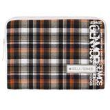 """Golla Sleeve Glasgow G1307 für MacBook, Displaygr. bis 34 cm (13,3""""), Kariert"""