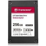 "256GB Transcend SSD320 2.5"" (6.4cm) SATA 6Gb/s MLC Toggle (TS256GSSD320)"