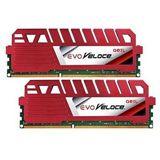 16GB GeIL EVO Veloce DDR3-1600 DIMM CL9 Dual Kit