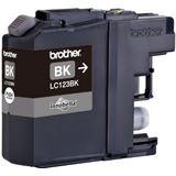 Brother Tinte LC123BK schwarz