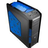 AeroCool XPredator Evil Blue Edition Mesh Big Tower ohne Netzteil schwarz/blau