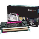 Lexmark PB Toner magenta C746,C748