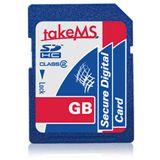 16 GB takeMS SDHC SDHC Class 10 Retail