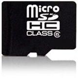 8 GB takeMS microSDHC Class 4 Retail