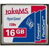 16 GB takeMS CFC HyperSpeed CFast TypI 120x Retail