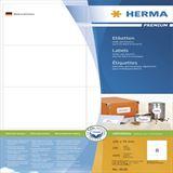 Herma 4626 Premium Universal-Etiketten 10.5x7.4 cm (200 Blatt (1600 Etiketten))