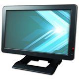 "10"" (25,40cm) Wewa WT0100TMB2 Touch schwarz 1024x600 HDMI/VGA"