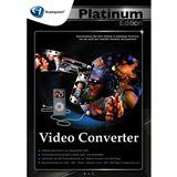 Avanquest Video Converter - Platinum Edition 32 Bit Deutsch Videosoftware Vollversion PC (DVD)