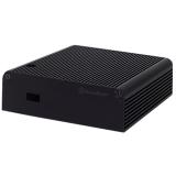 Silverstone Petit PT14 Mini-ITX ohne Netzteil schwarz