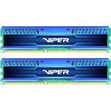 8GB Patriot Viper 3 Low Profile Series - Blue Sapphire DDR3-1600 DIMM CL9 Dual Kit