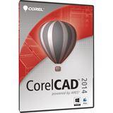 Corel CorelCAD 2014 32/64 Bit Multilingual Grafik EDU-Lizenz PC/Mac (DVD)