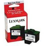 Lexmark Tinte Nr.17 0010N0217 schwarz