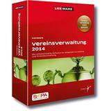 Lexware Vereinsverwaltung 2014 32/64 Bit Deutsch Buchhaltungssoftware Vollversion PC (CD)