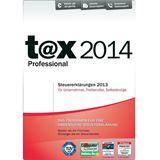 Buhl Data Service t@x 2014 Professional 32/64 Bit Deutsch Finanzen Vollversion PC (DVD)