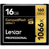 16 GB Lexar Professional Compact Flash TypI 1066x Retail